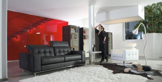 Moderne Polstermöbel von Alpa Salotti- Sofa Designs mit ...
