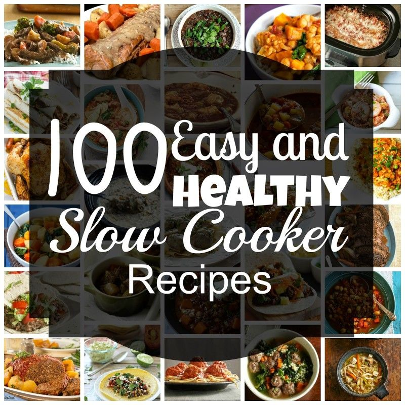 100 easy healthy slow cooker recipes for winter sweet for Easy healthy chicken recipes for crock pot