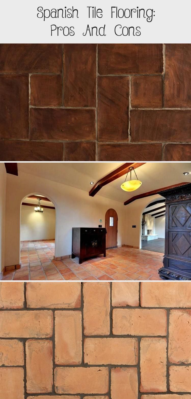 Spanish Tile Flooring Pros And Cons Spanish tile, Tile