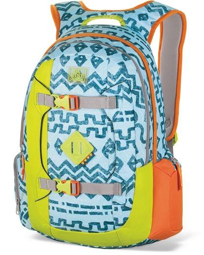 Dakine Backpacks Mission 25l Blue Backpack 25l Backpack Dakine Backpacks