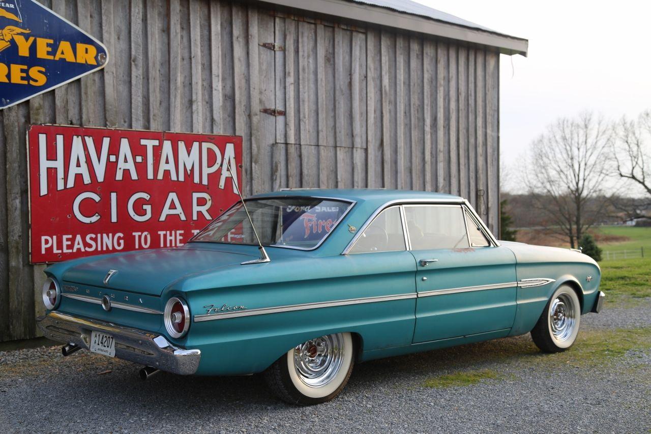 1963 Ford Falcon V8 4 Speed For Sale Ford Falcon Ford Falcon