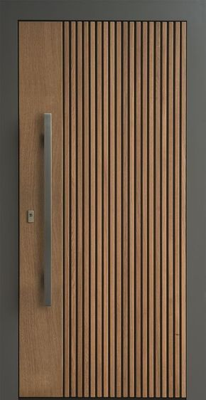 Be Amazed By Our Selection Of Architectural Hardware See More On Pullcast Eu Hardwarejewelr Contemporary Exterior Doors Door Design Interior Door Design Wood