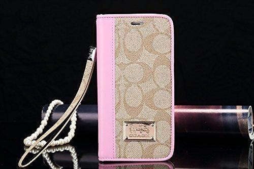 AMK IPhone 8Plus 7Plus - New Elegant Luxury PU Leather Wallet Style Flip Cover Case For Apple iPhone7PLUS iPhone8PLUS (White)