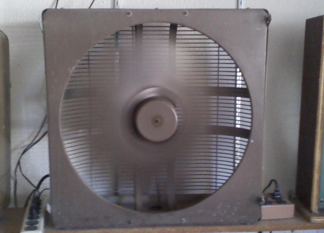 Antique Emerson Window Fan