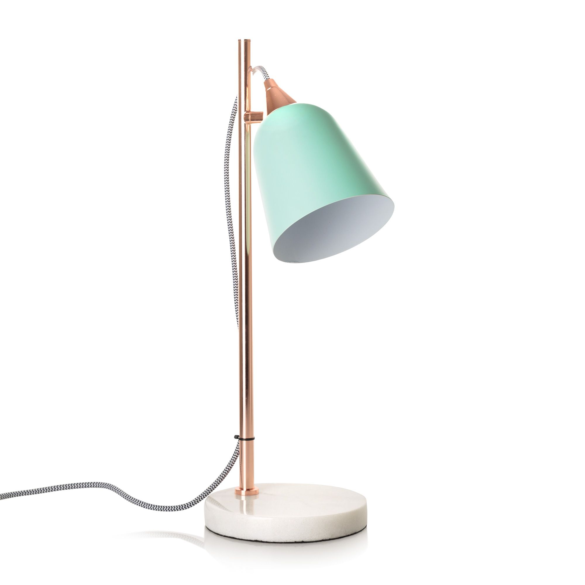 Buy the Mint Table Lamp with Marble Base at Oliver Bonas. Enjoy ...