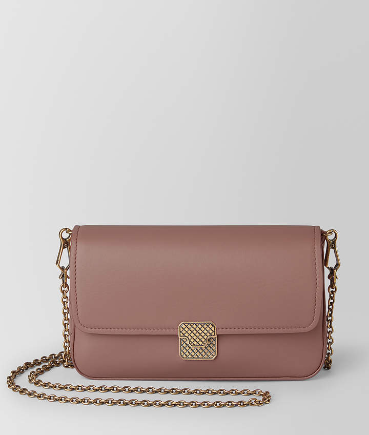42b412944 Bottega Veneta CHAIN WALLET IN NAPPA Wallet Chain, Mini Bag, Shoulder Strap,  Handbag