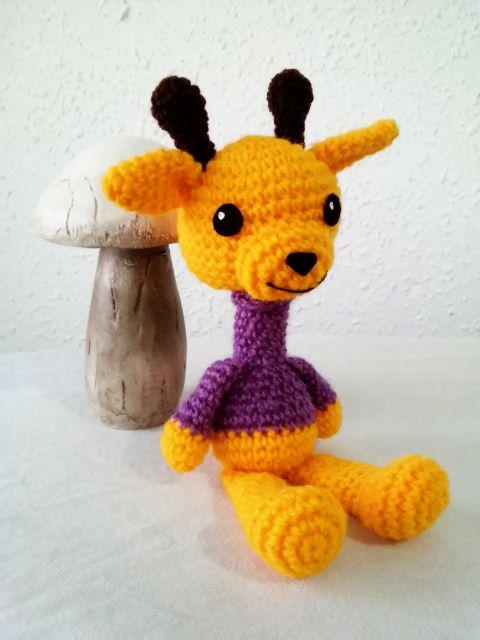20161029_103719.jpg (480×640) | crochet | Pinterest | Jirafa ...