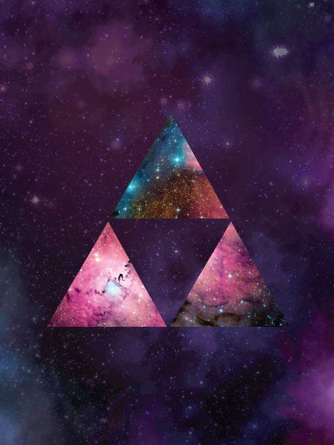 Triforce Galaxy