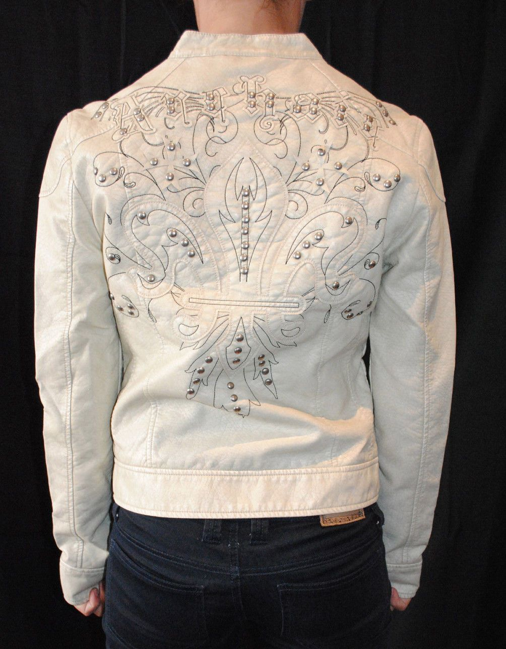Details about NWT ARCHAIC by AFFLICTION womens studded