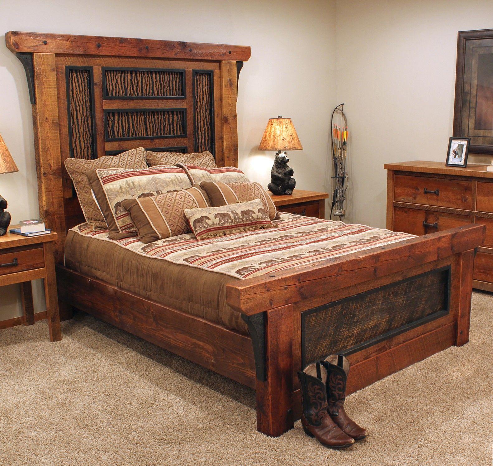 Black creek timber frame bed beds pinterest timber wood barn