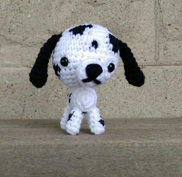Adorablykawaii pattern ...  dalmatian dog