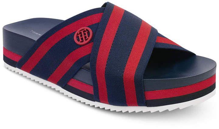 Tommy Hilfiger Women S Blysse Flatform Sandals Women S Shoes Sandalias Zapatos