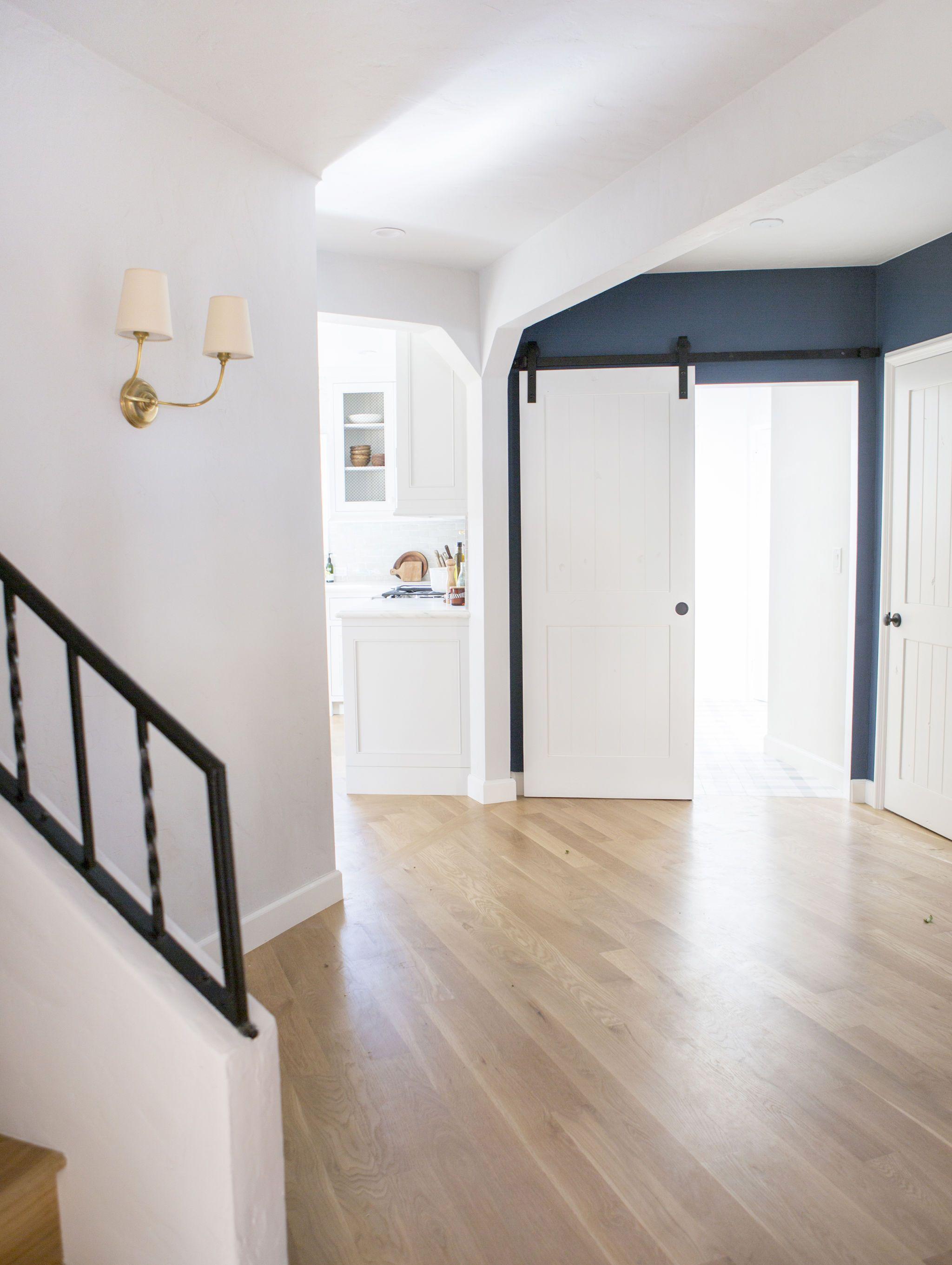 The Story of Our Herringbone Flooring | Natural oak ...