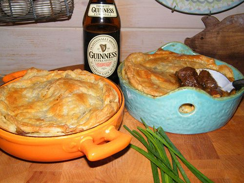 Guinness Steak Pie | Recipes, Vegeterian recipes, Food