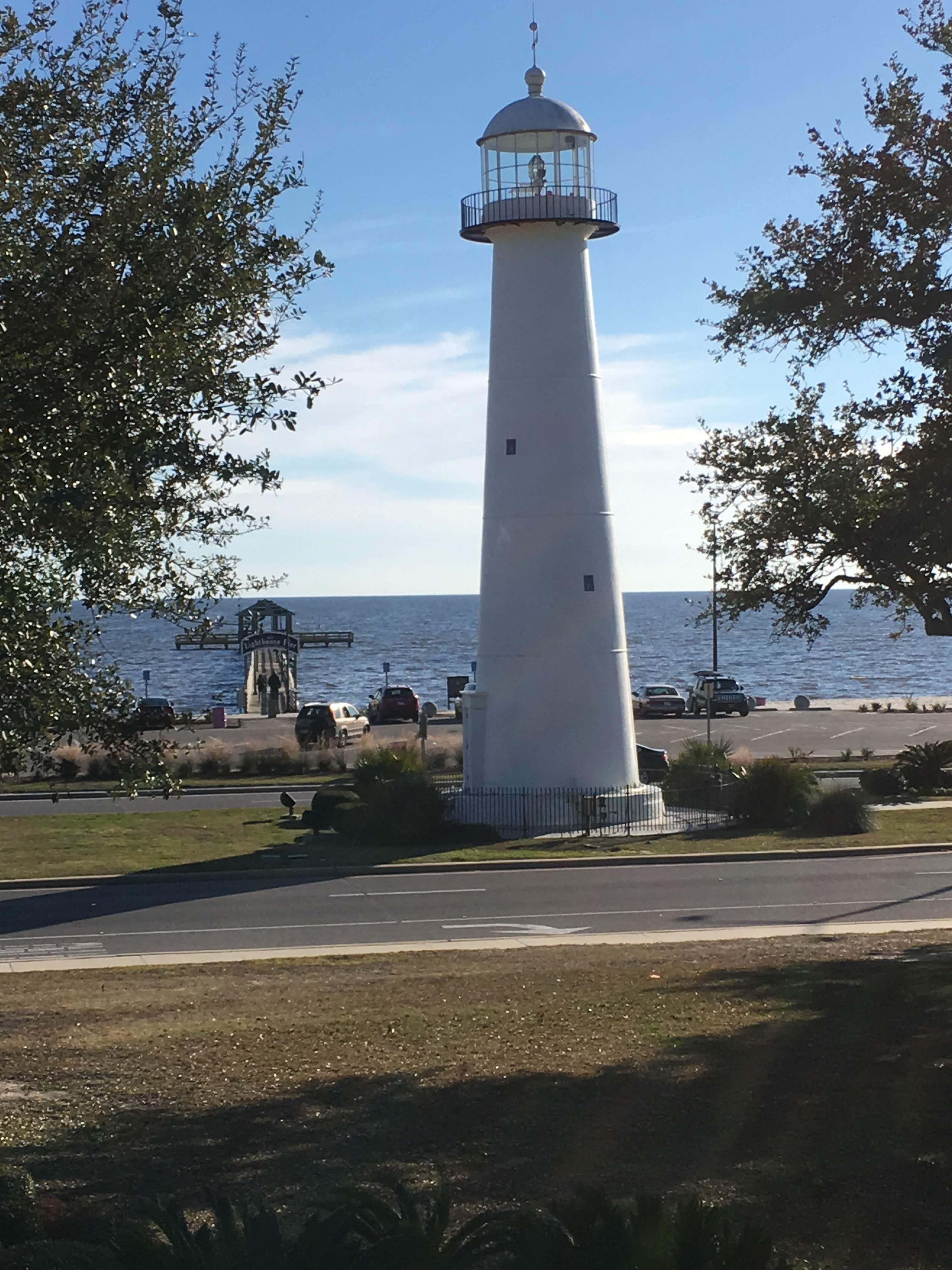 Biloxi Lighthouse In Mississippi Biloxi Lighthouse Lighthouse