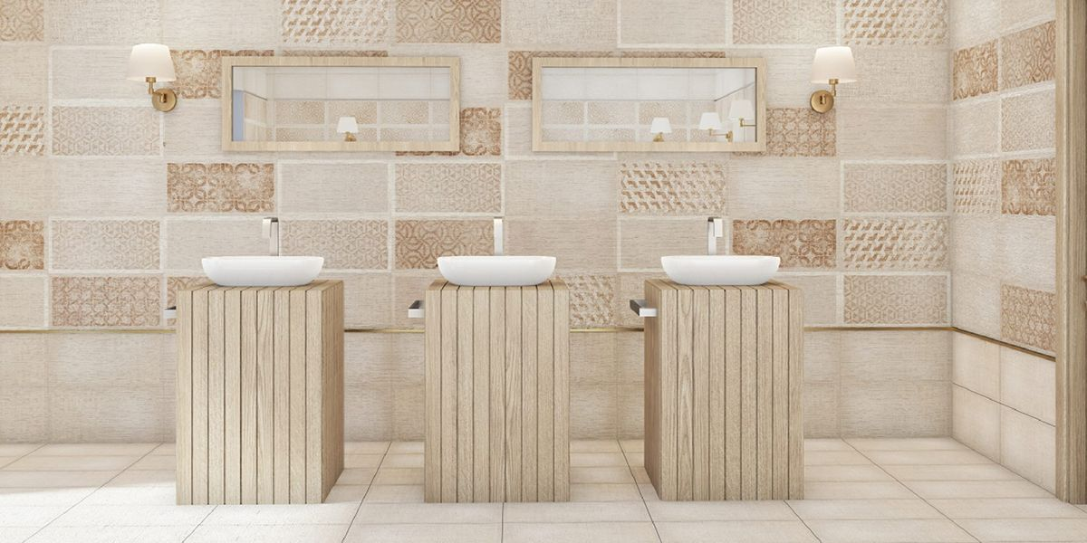 Design Ideas For Ceramic Bathroom Wall Tiles With Images
