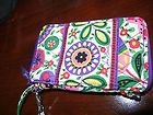 VERA BRADLEY MULTI-COLOR WRISTLET  New Without Tags - http://clutches-handbags-shoes.com/2014/04/vera-bradley-multi-color-wristlet-new-without-tags/