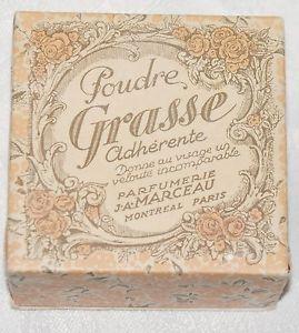 Boite-A-Poudre-De-Riz-Face-Powder-Parfumerie-J-A-Marceau-Montreal-Paris