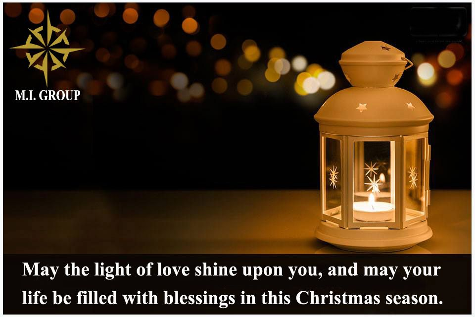 May The Light Of Love Shine Upon You And May Your Life Be Filled With Blessings In This Christmas Season Ramadan Lantern Ramadan Background Design