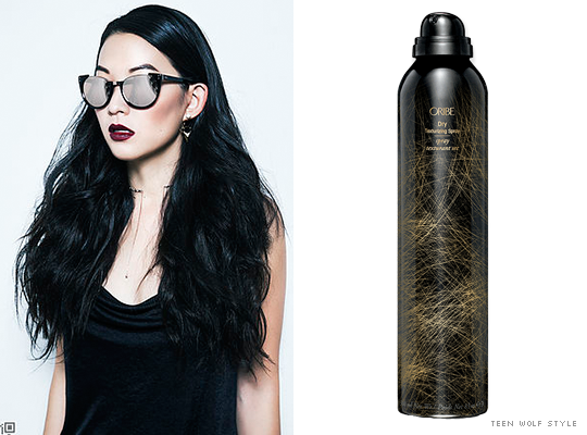 #ArdenCho What: Oribe Dry Texturizing Spray  Where: Kode Magazine's 'One To Watch'  When: 23 January 2016