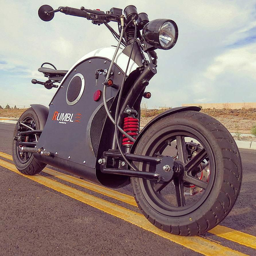 6a29c30c4e0 Electric Motorcycle Pocket Rocket by Sol Motors from Germany | Mini ...