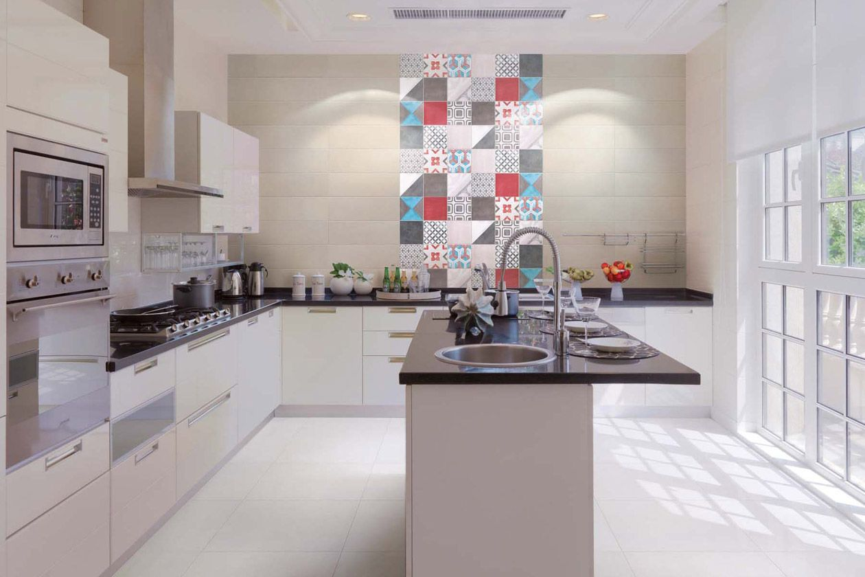 25 idee di piastrelle Patchwork | Cucina and Kitchens