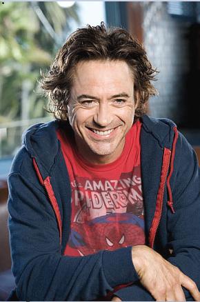Robert Downey Jr.: Spider-man fan or just a Team Marvel loyalist?