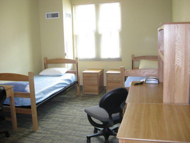 Washington University St Louis Interior Dorm Pictures
