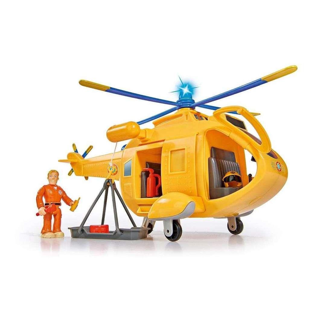 Rettungshubschrauber Spielzeug