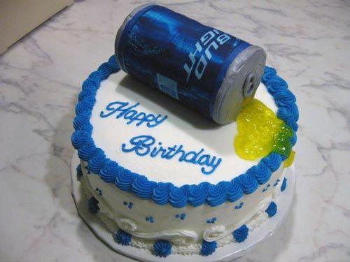 birthday cakes birthday cakes for men simple birthday cakes beer ...