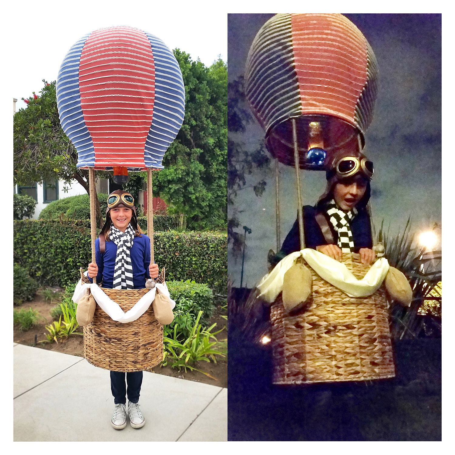 Hot Air Balloon Halloween Costume Balloons, Diy costumes