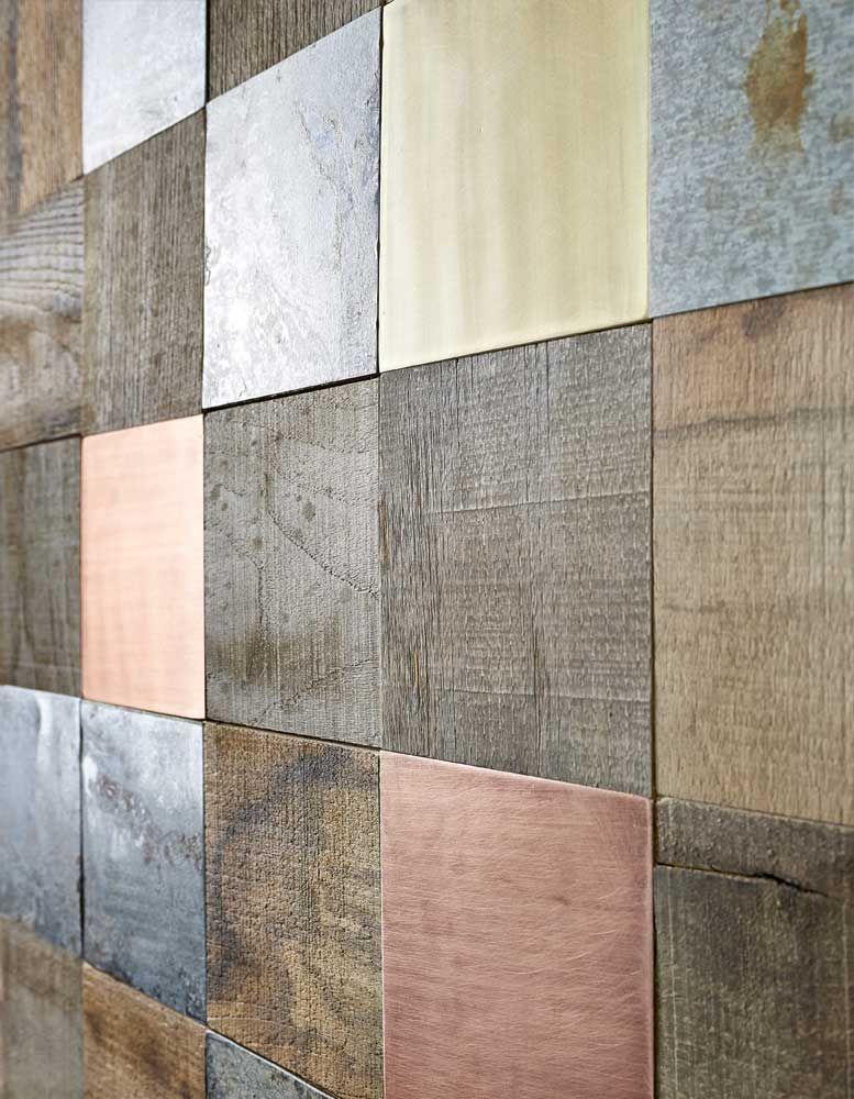 Wandpaneele Kupfer Messing Zink Kastanie Wandpaneele Wandpaneele Kuche Und Wandgestaltung Naturmaterialien