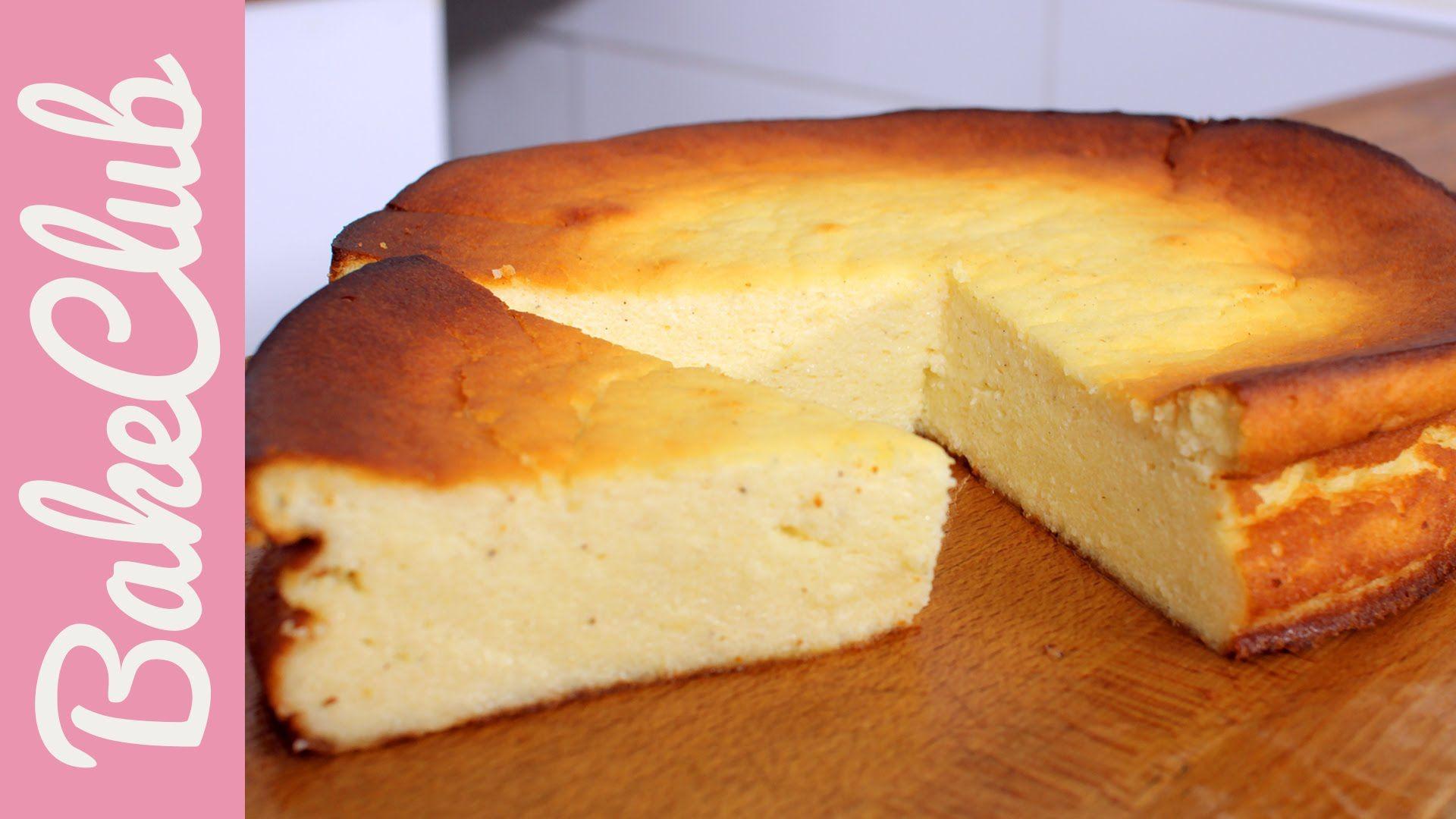 Kasekuchen Ohne Boden Bakeclub Youtube Kuchen Kuchen