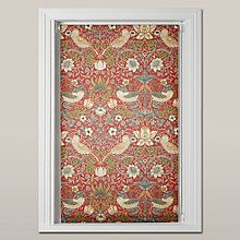 Buy Morris Amp Co Strawberry Thief Roller Blind Online At