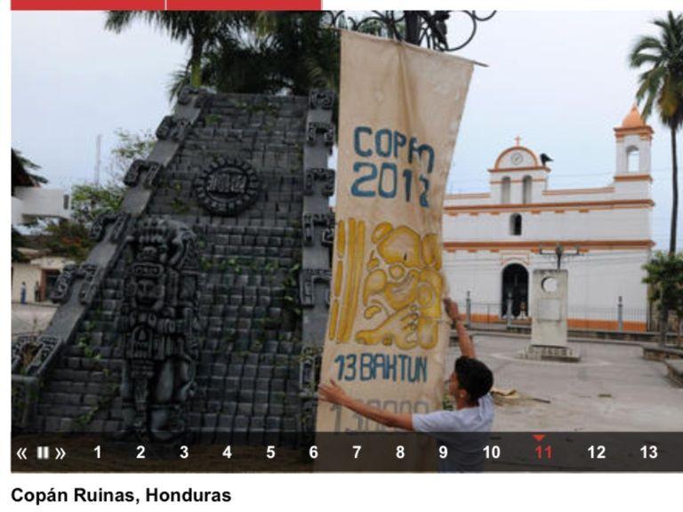 Copan Ruinas,Honduras  13 Batkunes ( New Ciclo,New Era,No World End )
