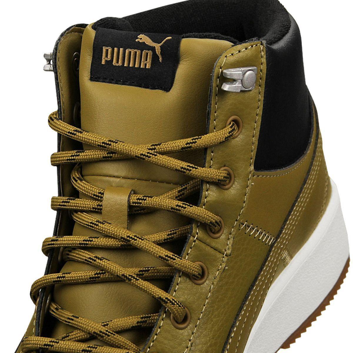 Buty Puma Tarrenz Sb Puretex M 370552 02 Zielone Sport Shoes Men Shoes Pumas Shoes