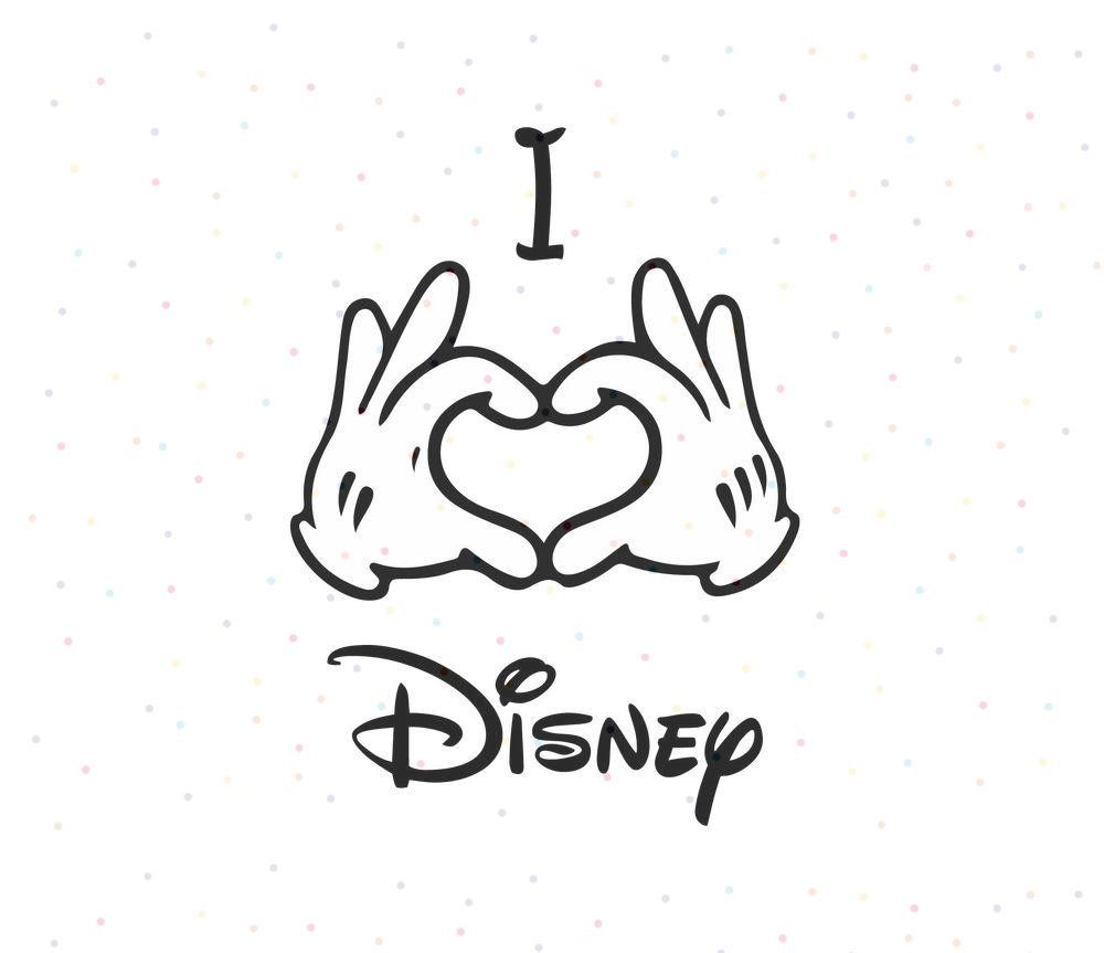 Download Disney Mickey hands SVG, Instant Download, Cricut and ...
