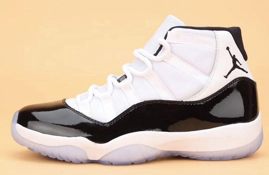 """每周鞋报:Air Jordan 11""""Concord""""经典复刻"""
