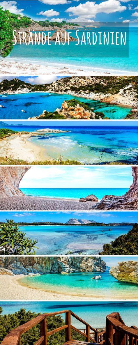 Playas de Cerdeña: los 10 mejores + mapa de playas | guru vacaciones