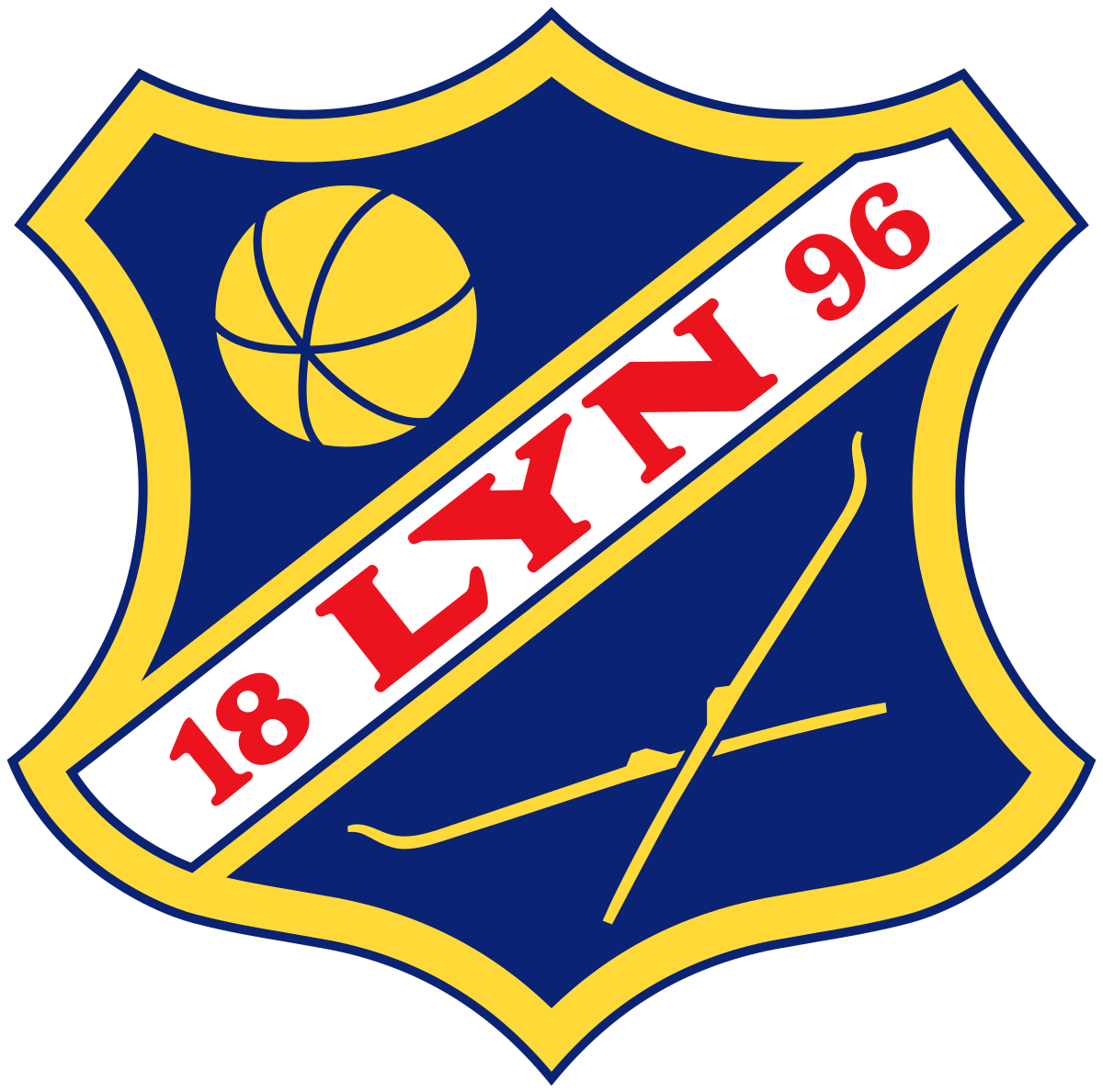 FileLyn Fotball logo.svg Wikipedia in 2020 Football