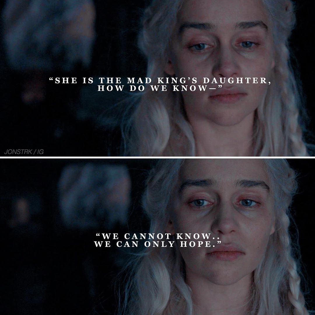 A Conversation Between Arianne Martell And Ser Daemon Sand About Whether Or Not Daenerys Has The Targaryen Game Of Thrones Queen I Love Games Game Of Thrones