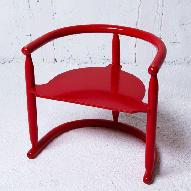 fauteuil enfant anna ikea 1963 design
