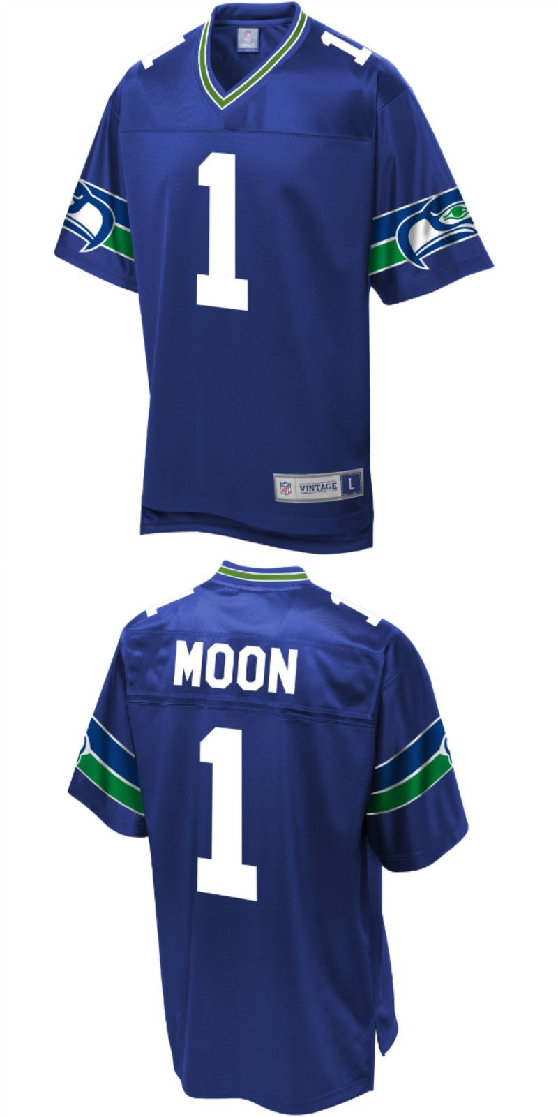 69863644 UP TO 70% OFF. Warren Moon Seattle Seahawks NFL Pro Line Retired ...