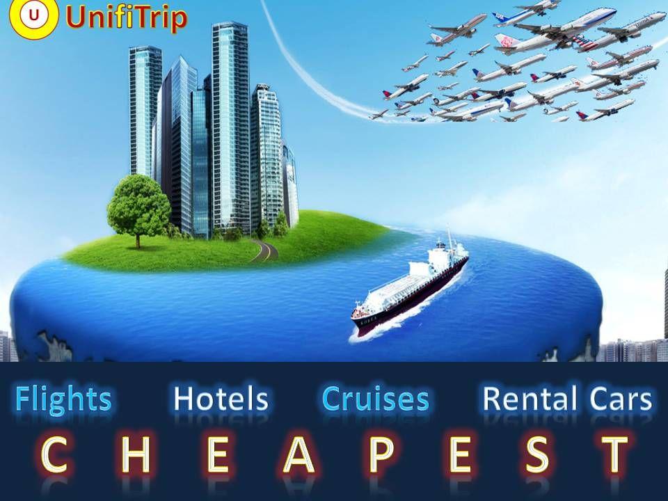 http://unificloud.in    #CheapestFlights #Flights #Hotels #Cruises #RentalCars