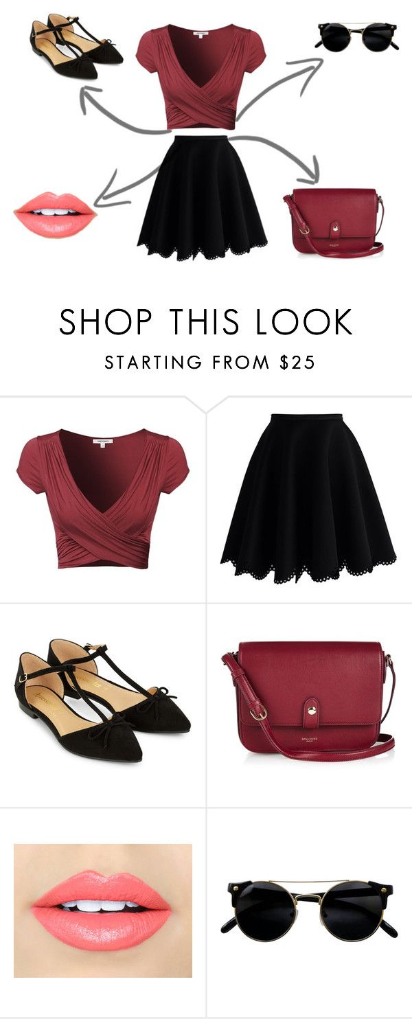 """""""Simply Perfect ..."""" by just-lea on Polyvore featuring Chicwish, Accessorize, Nina Ricci and Fiebiger"""