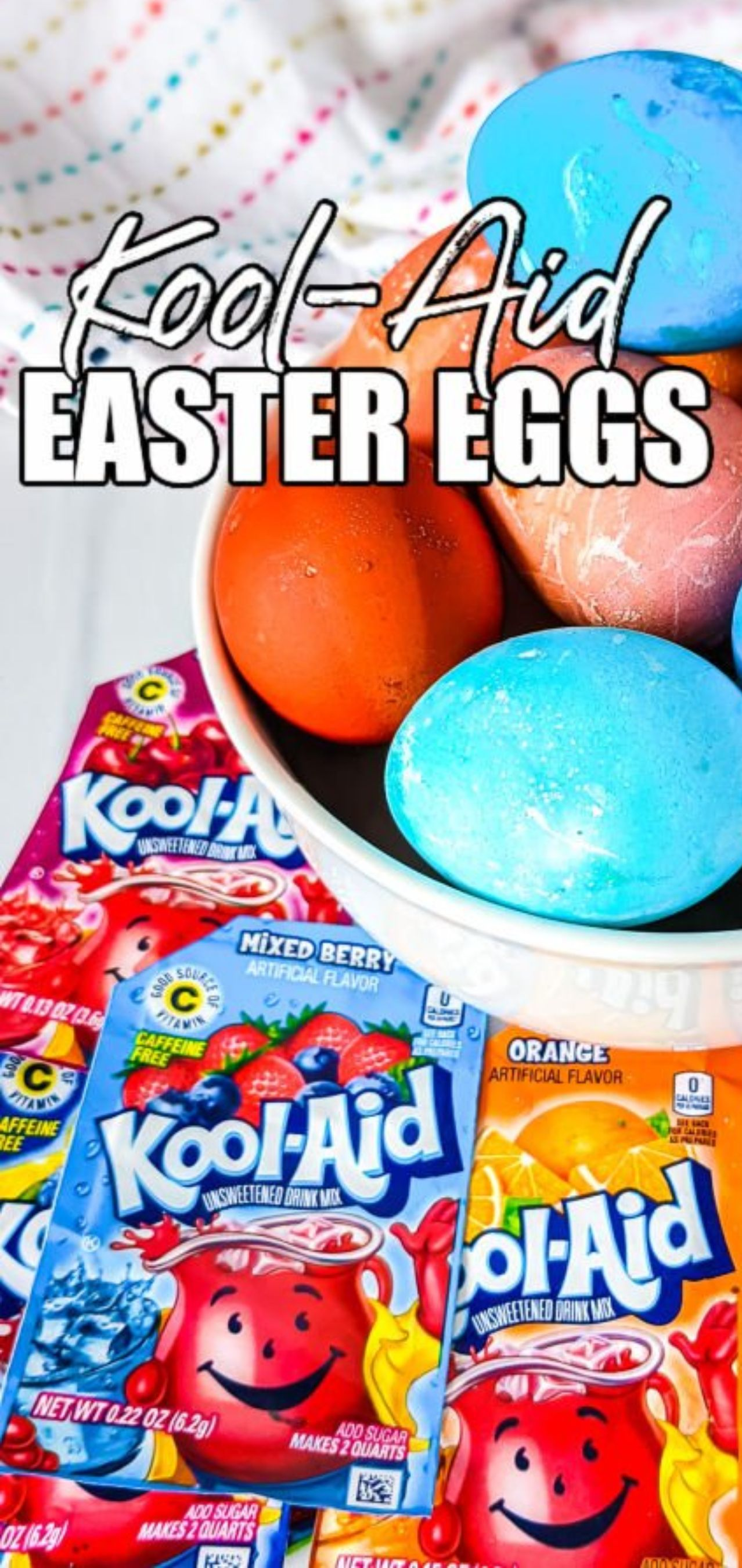 How To Dye Easter Eggs With Kool Aid In 2021 Kool Aid Easter Eggs Easter Egg Dye