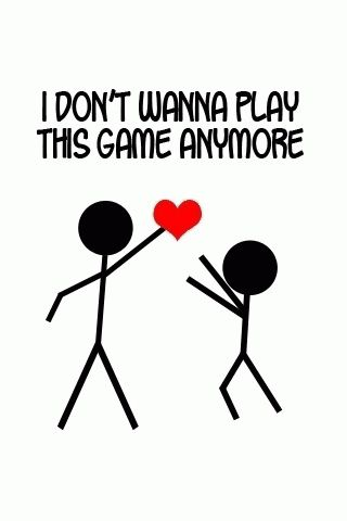Hate games.