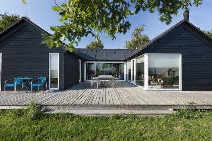 REFERENCER - Mønhuset - Finally found the perfect house, just have to move to Denmark.