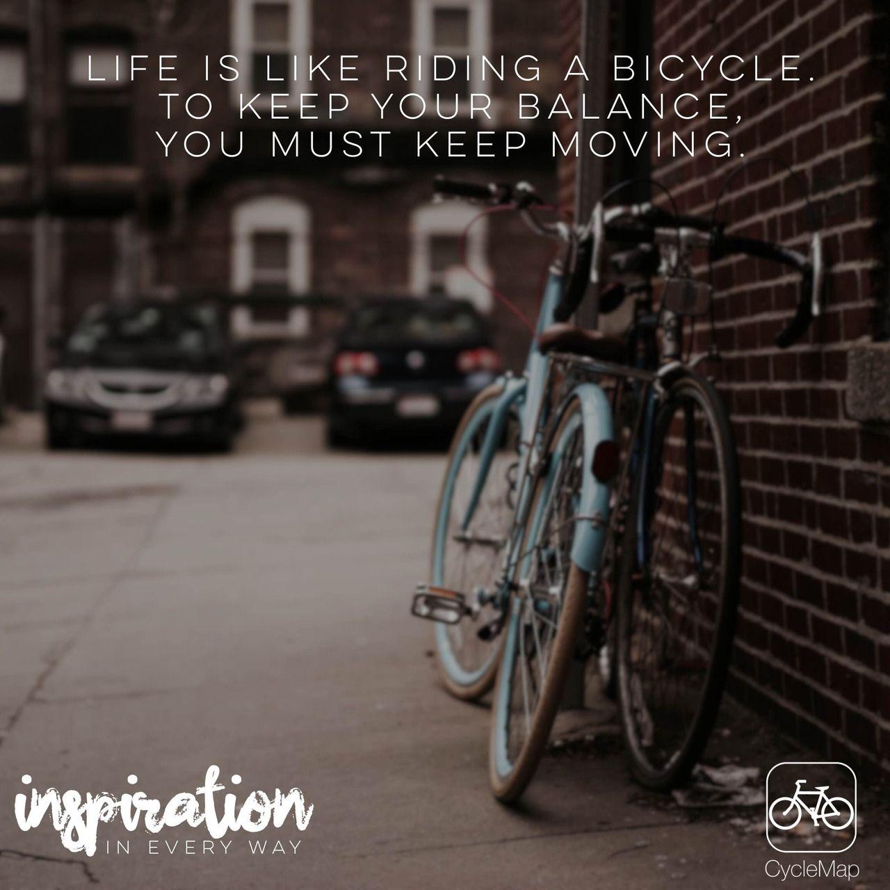 Motivationmonday Keep Riding That Bike Mondaymotivation Qotd