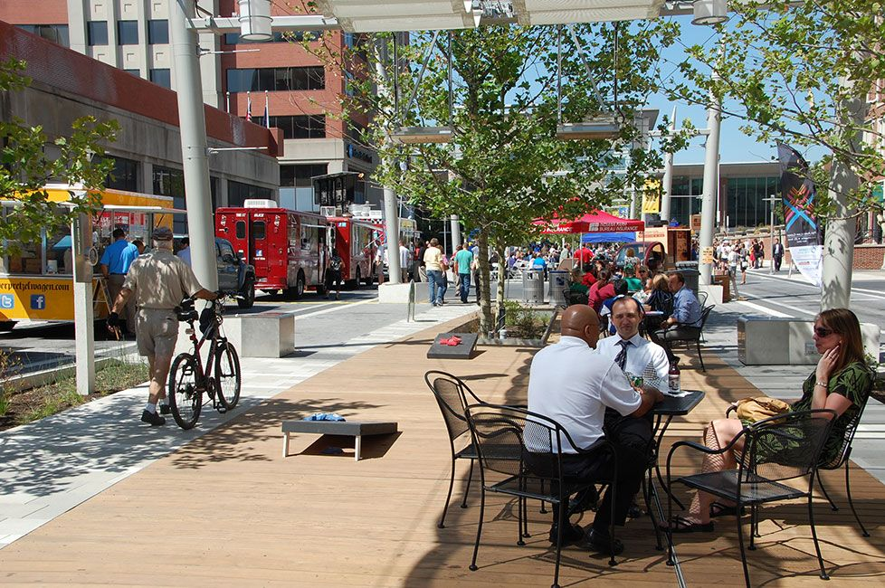 Beau Georgia Street By RATIO « Landscape Architecture Works